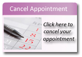 Cancel your appointment